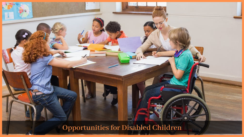 You are currently viewing Opportunities for Disabled Children