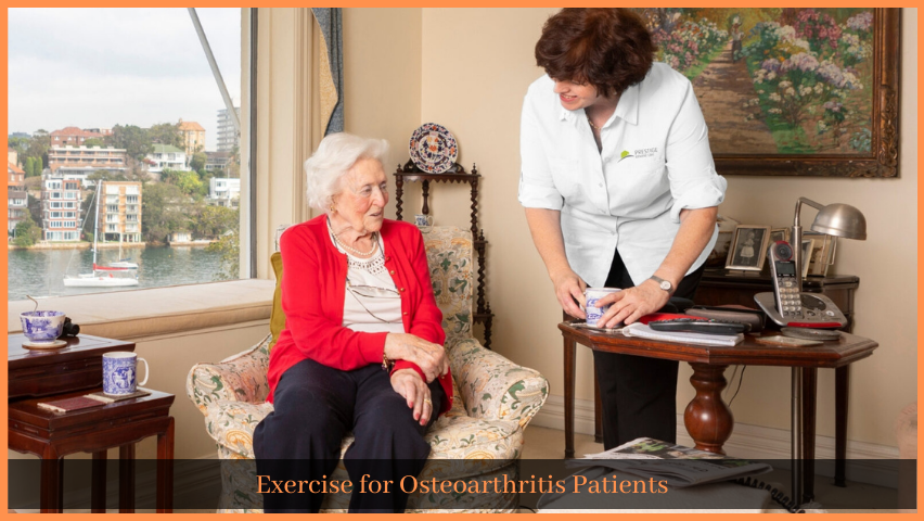 Read more about the article Exercise for Osteoarthritis Patients